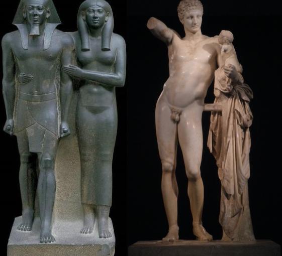 Blog Post 8: Humanism in Greek and Roman Art