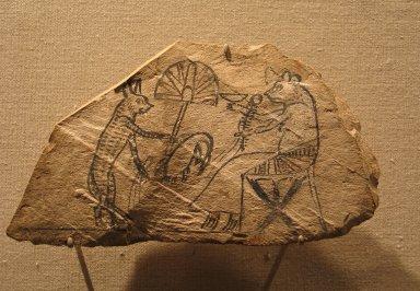 Blog Post 6, Brooklyn Museum Ancient World