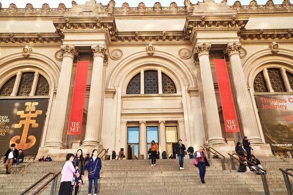 Blog Post #10: The Met Visit